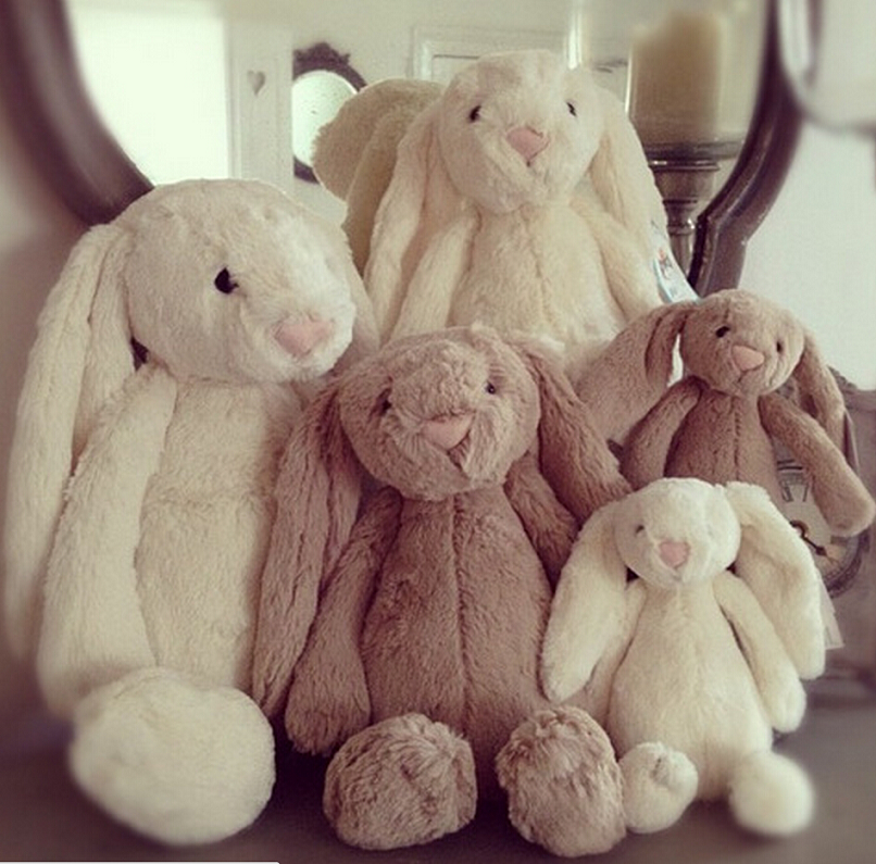 stuffed bunnies-2
